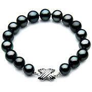 11-13mm Pacific Pearlsandreg Tahitian White Pearl Bracelets Top 10 Motherand039s Day Gifts