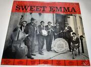 New Orleans Sweet Emma W/ Preservation Hall Jazz Band 33rpm Vinyl Lp Strong Vg+
