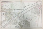 1905 Mt Hope Station Boston Ma Forest Hills Playground Mt Hope Home Atlas Map
