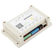 8-channel Network Relay Switch Native Remote Mobile Control Tcp Modbus