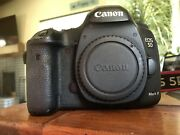 Canon Eos 5d Mark Iii 22.3mp Digital Slr Body - 4 Batteries + Charger Included