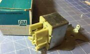 Gm Part 20145057 For 1979 Cadillac 6-way Power Seat Relay