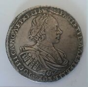 Rouble 1721 K . Peter 1