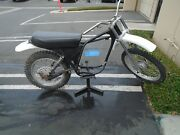 1970and039s Montesa Cappra Frame Only No Engine No Seat