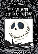 The Nightmare Before Christmas Xmas Movie Dvd Used Free 2-3 Expedited Shipping