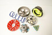 Fits Lifan 125 150 Gy6 Scooter Performance Variator Pulley Clutch Speed Up Kit