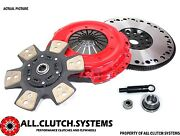 Acs Stage 3 Clutch Kit+forged Flywheel 96-04 Ford Mustang Gt Cobra Svt 4.6l