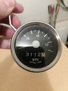 Kt250 1975 1976 Speedometer With Cable Speedo Trials A1 A2 Wd Kb98 Kawasaki