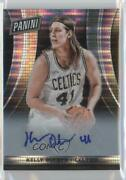 2014 Panini National Convention Gold Pack Vip Pulsar Prizm /5 Kelly Olynyk Auto