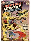 Brave And The Bold 29 2nd Justice League Of America Aquaman -robot Cover