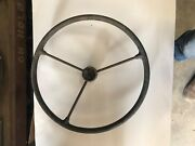 M151 Vehicle Family, Military Jeep, Used M151a1 Steering Wheel