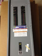 Square D Nq Panelboard 2p / 100a / 120/240v 1ph 3 Wire / New / Circuit Breakers