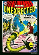 Tales Of The Unexpected 37 Vf- 7.5 White Pages Bethlehem
