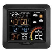La Crosse Weather Station Technology Color Wind Speed With Wind Outdoor New