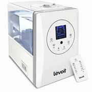 Levoit Humidifiers 6l Warm And Cool Mist Ultrasonic Humidifier For Bedroom