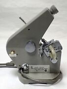 Fisher Lr45302 Abbe Refractometer A300a 110v 0.5a Benchtop W/ Metal Casing