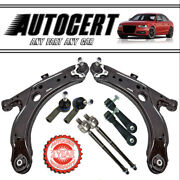Seat Leon 99-06 Front Lower Control Arms / Wishbones Pair L + R Full Kit