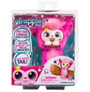 Wrapples Little Live Princeza Pink Plush Interactive Wrist Band Pet New Hot Toy