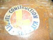 1948 Lionel 343 565 Construction Kit Fantastic Fun We Used To Have, Again