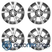 New 18 Replacement Wheels Rims For Nissan Maxima 2016-2018 Set Machined With...