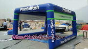 Inflatable Car Wash Tent Stand Shelter Promotion Your Logo Promote Your Business