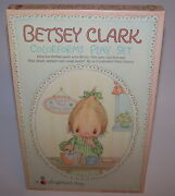 Betsy Clark Colorforms Play Set Year 1977 Colorforms Opened Unused