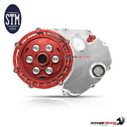 Dry Conversion Clutch Kit Stm For Cable Clutch For Ducati Hypermotard/scrambler