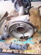 Axle Tube Half Differential Parts Cushman Truckster 70and039s Model 18 Hp Omc