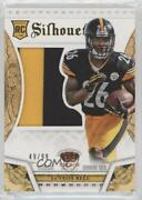 2013 Panini Crown Royale Retail Silhouettes Prime /99 Leand039veon Bell 21 Rookie