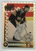 1997-98 Donruss Priority Stamp Of Approval /100 Tom Barrasso 139
