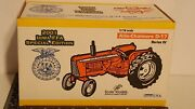Allis Chalmers D-17 Series Iv 1/16 Diecast Farm Tractor Replica By Scale Models