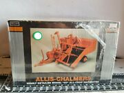 Ac All-crop 60 Combine W/engine 1/16 Diecast Farm Implement Replica By Speccast