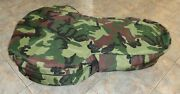 Marine Outboard Motor Cover Storage Bag For 9.9hp 15hp Camo