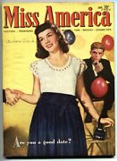 Miss America Comics Vol 5 3 1946- Patsy Walker- Timely Golden Age