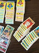 Various Gem Baseball Cards Some Relics Rookies And Collectables
