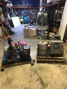 2 Skid Mounted Mosquito Insect Bug Fogger Sprayers Clark Grizzly And Leco Cv