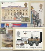 Gb 1975 - Fdi Special H/stamp Phq Cards