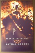 Katie Holmes Authentic Hand-signed Batman Begins 11x17 Photo Proof