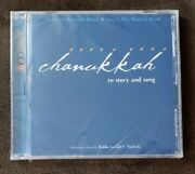 Chanukkah In Story And Song Pbs Cd 2001 Narrated By Leonard Nimoy Sealed
