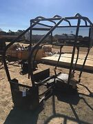 Orchard Or Forestry Tractor Cab Cage John Deere 5603