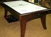 Air Hockey 7and039 And Ping Pong 2 In 1 Game Table - The Game Room Store Nj - Reduced