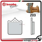 Brembo Racing Z03 Front Brake Pad Sintered Compound For Ducati 999 Xerox 2006