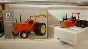Ertl Allis Chalmers Two-ten W/duals And Rops 1/16 Diecast Farm Tractor Replica