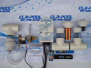 Clr-pool Oxy/ion Chemical Free Pool Treatment System Up To 25000 Gallons