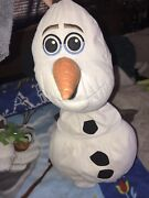 Frozen Olaf 2 Plush Toys And Blanket
