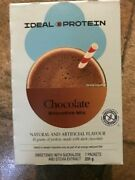 Ideal Protein Chocolate Drink Smoothie Mix Ex 01/23 Free Ship