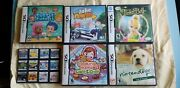 Lot Of 17 Ds Games, Bubble Guppies, Good Condition. Tested, Fast, Free Shipping.