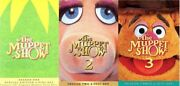 The Muppet Show Complete Seasons 1-3 Dvd Bundle Full Series, Free Exp Shipping