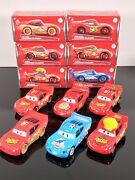 Disney Pixar Cars Lightning Mcqueen Puzzle Box Set Of 6 🌟exclusive Collection