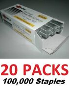 Spotnails 81504 Staples 1/4 6mm Stcr2619 Bostitch Type Case Of 100,000